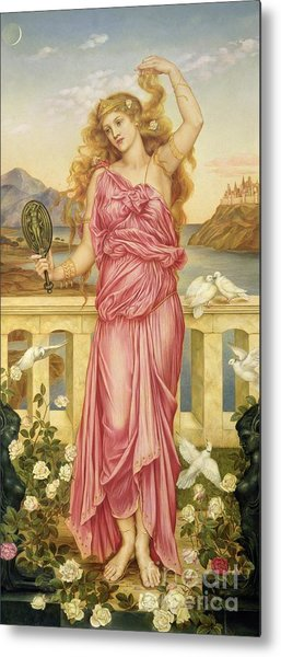 Helen Of Troy Metal Print