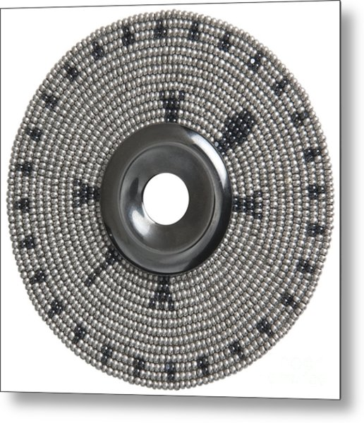 Hematite Metal Print