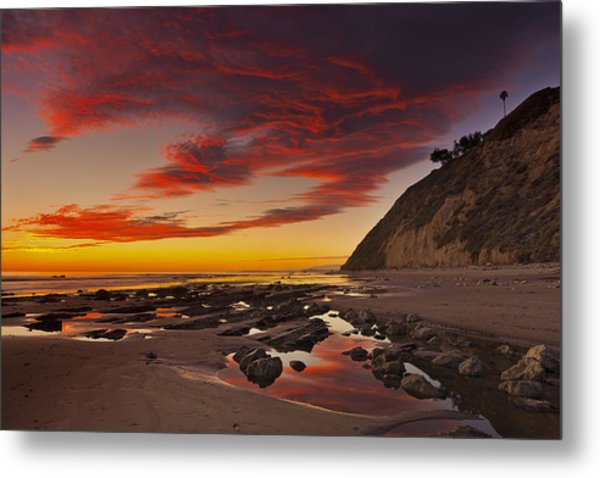 Hendry's Beach  Mg_1327 Metal Print