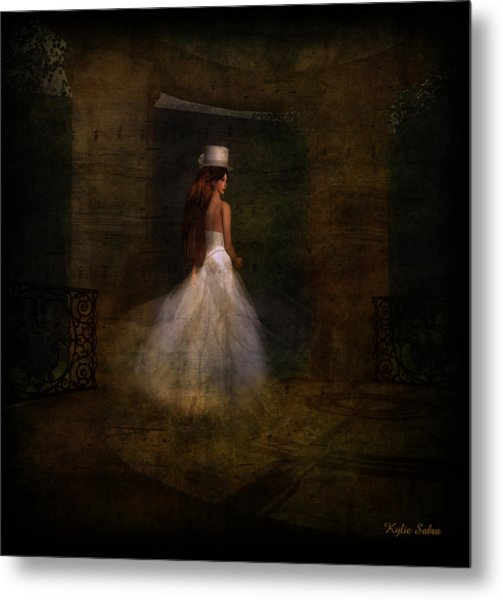 Her Day Metal Print