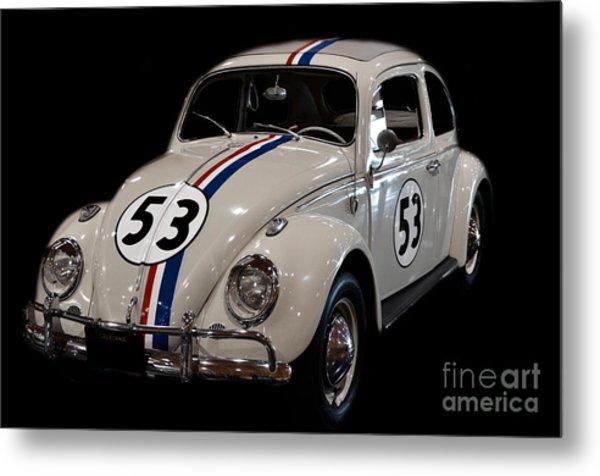 Herbie Metal Print