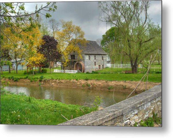 Herr's Mill Metal Print