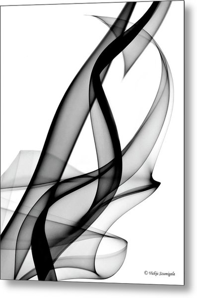 Hidden Heart Metal Print