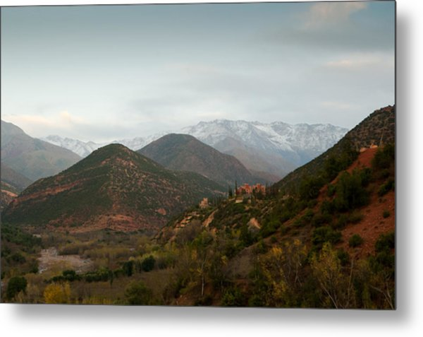 High Atlas Metal Print by Daniel Kocian