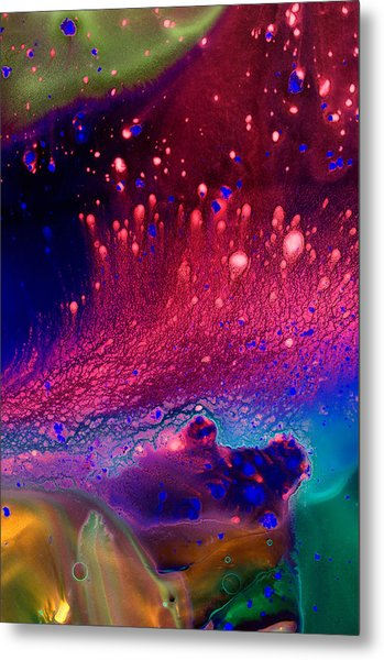 Higher Thoughts Metal Print
