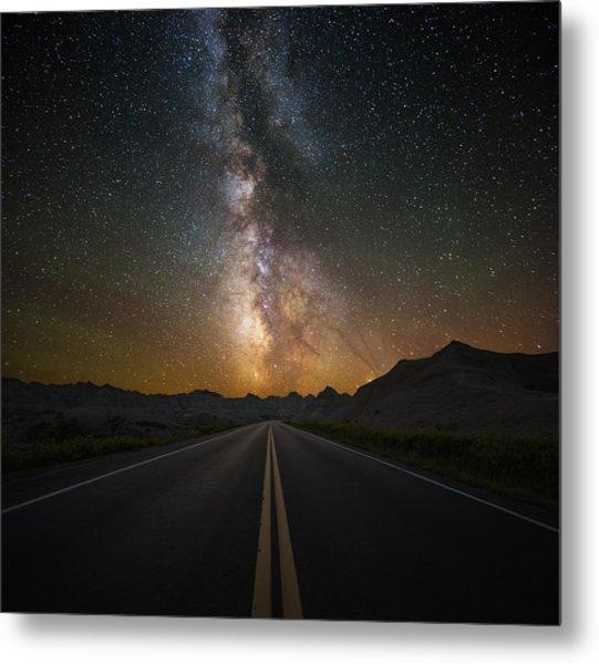 Highway To Heaven Metal Print