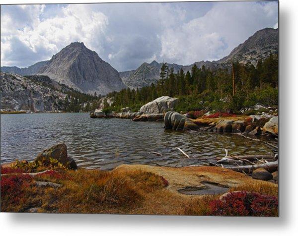 Hilton Creek Lakes By Frank Lee Hawkins Metal Print
