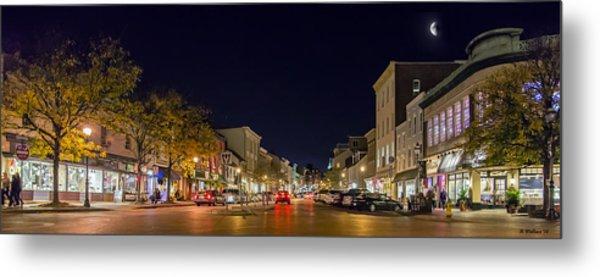 Historic Annapolis - Pano Metal Print