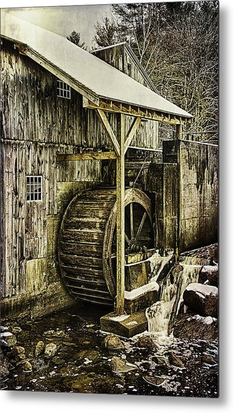 Historic Taylor Mill Metal Print
