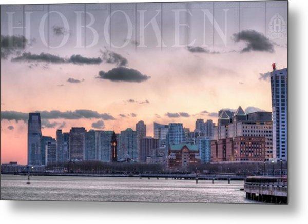 Hoboken  Metal Print by JC Findley