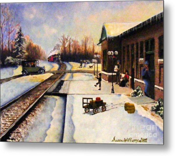 Holiday Depot 1932 Metal Print