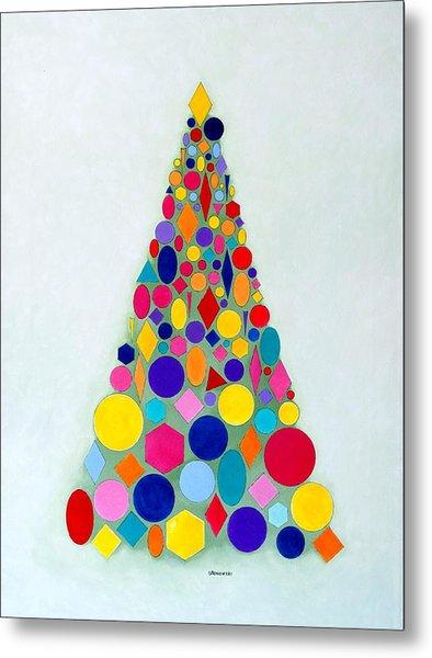 Holiday Tree #1 Metal Print