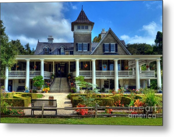 Metal Print featuring the photograph Home Sweet Home by Mel Steinhauer