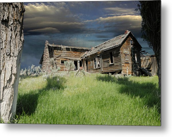 Homestead Spirits Metal Print