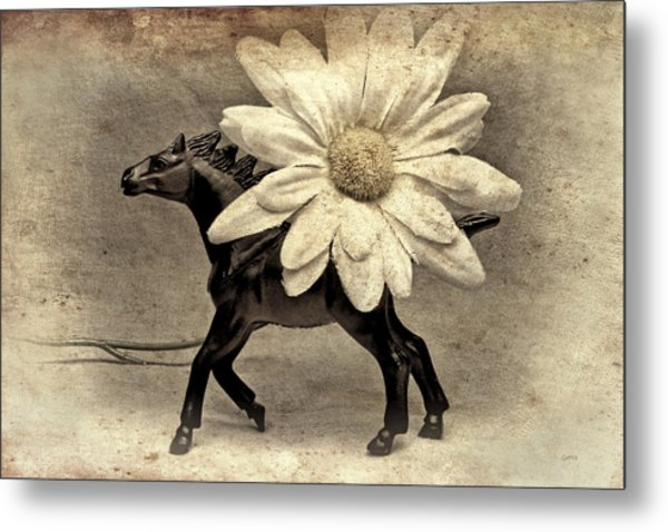 Horse Dream Metal Print