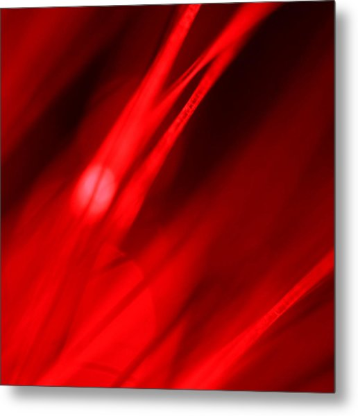 Hot Blooded Series Part 3 Metal Print