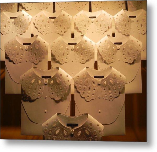 Louis Vuitton Window Display Metal Print