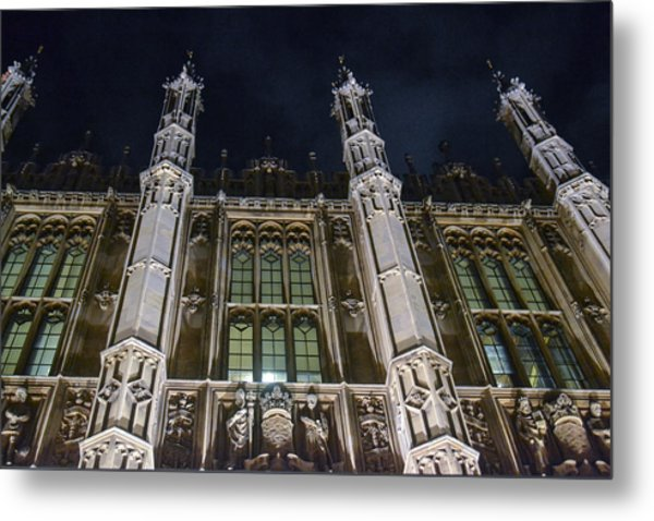 House Of Lords  Metal Print