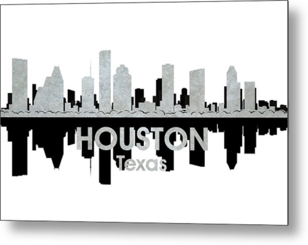 Houston Tx 4 Metal Print