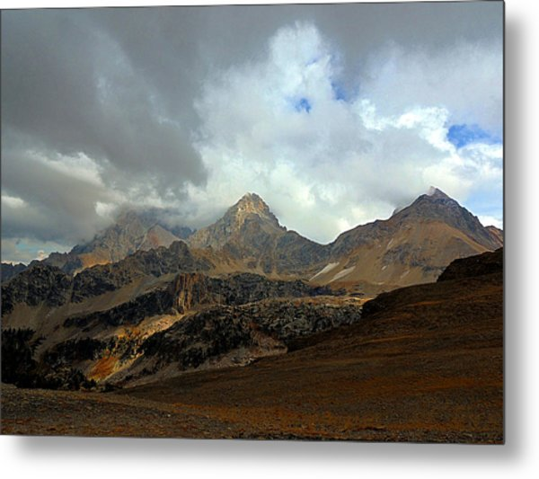 Hurricane Pass Metal Print