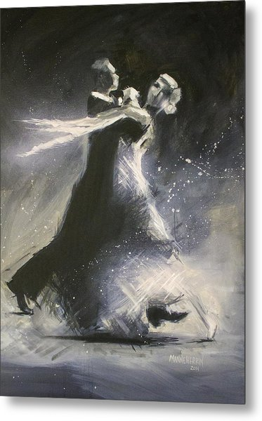 I Could Have Danced All Night Metal Print