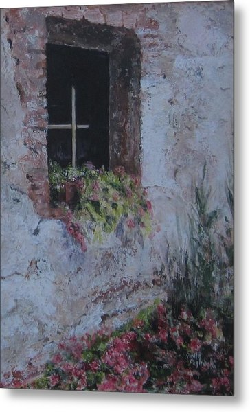 I Still Get Flowers Metal Print