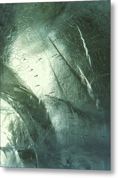 Ice Hotel Wall Metal Print by Dan Tobin Smith/science Photo Library