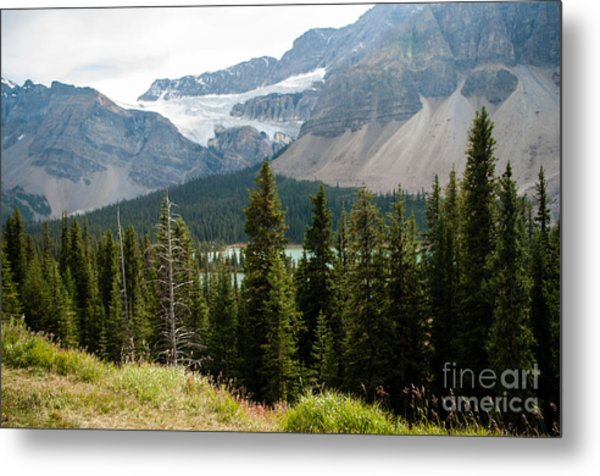 Icefields Parkway 2.0590 Metal Print by Stephen Parker