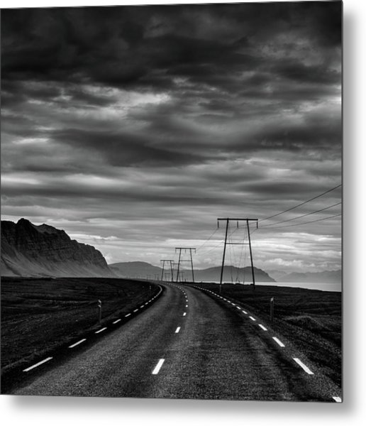 Iceland Impressions 05 Metal Print by George Digalakis