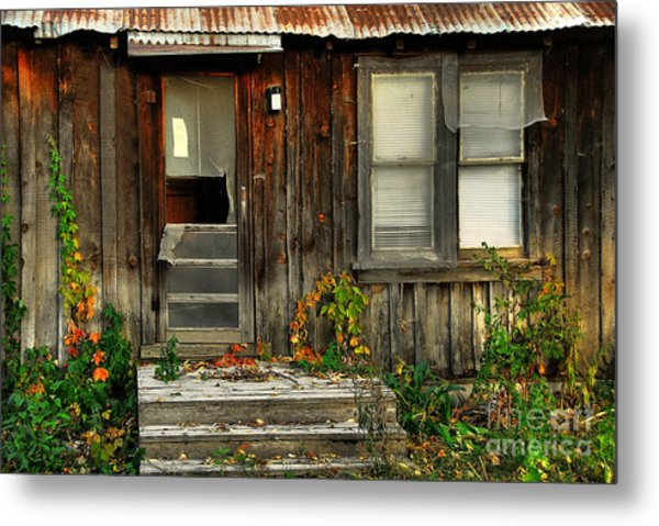 Idaho Retirement Estates Metal Print