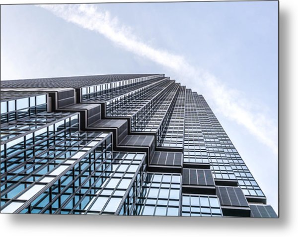 Ids Center In Minneapolis Metal Print