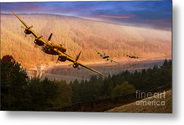If Only Metal Print by Nigel Hatton