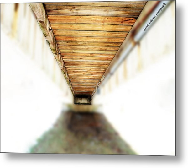 If You Can See The End You Have A Vision Better Than Most Metal Print by Frank Sciberras