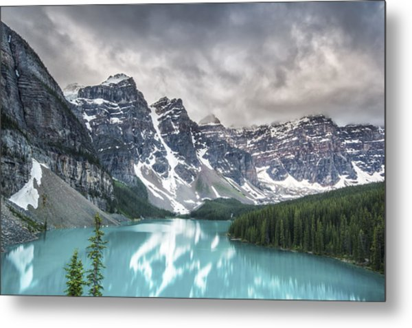 Imaginary Waters Metal Print