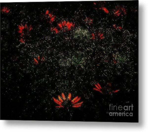 In A Twinkling Metal Print