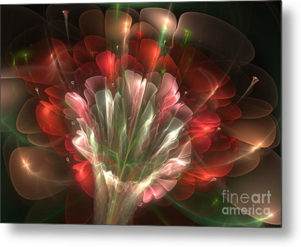In Bloom Metal Print