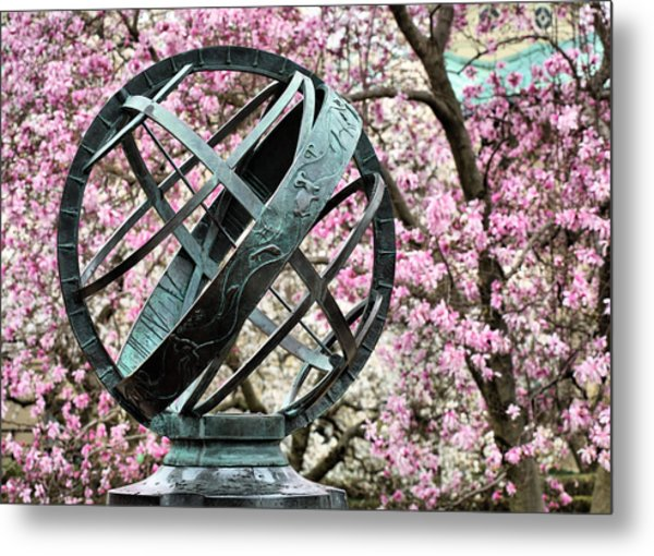In Magnolia Plaza Metal Print by JC Findley