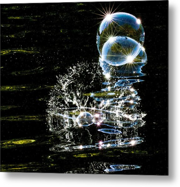 In The Moment  Metal Print