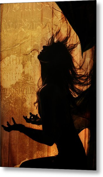 Incubus Metal Print by Cambion Art