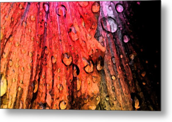 Indepth Metal Print