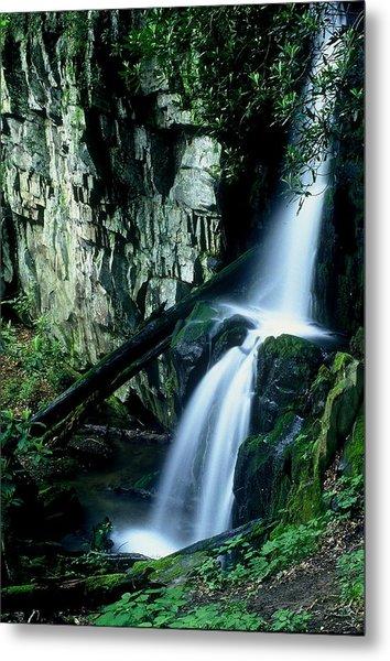 Indian Falls Metal Print
