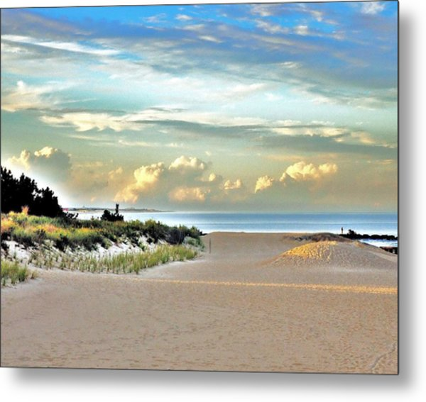 Indian River Inlet - Delaware State Parks Metal Print