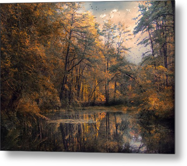 Indian Summer Metal Print