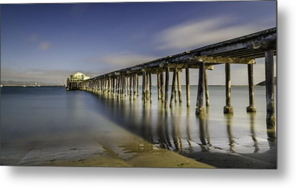 Infinite Calm  Metal Print