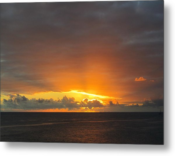 Inspiration Metal Print by Stephanie Francis