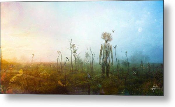 Internal Landscapes Metal Print by Mario Sanchez Nevado