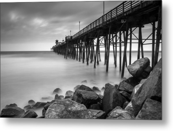 Into The Horizon Metal Print