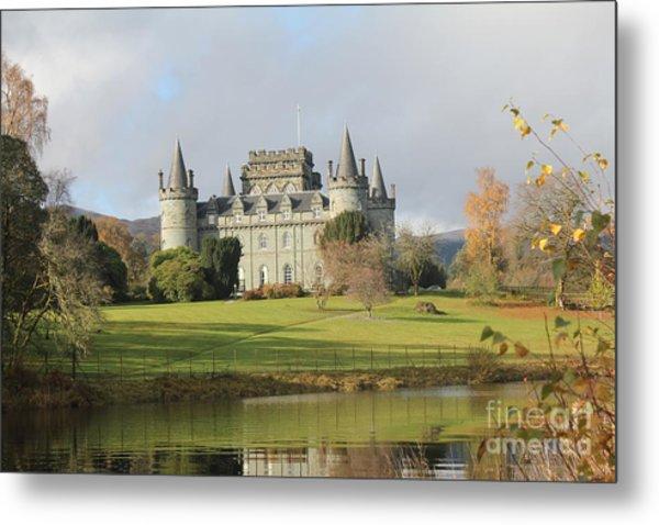 Inveraray Castle Metal Print