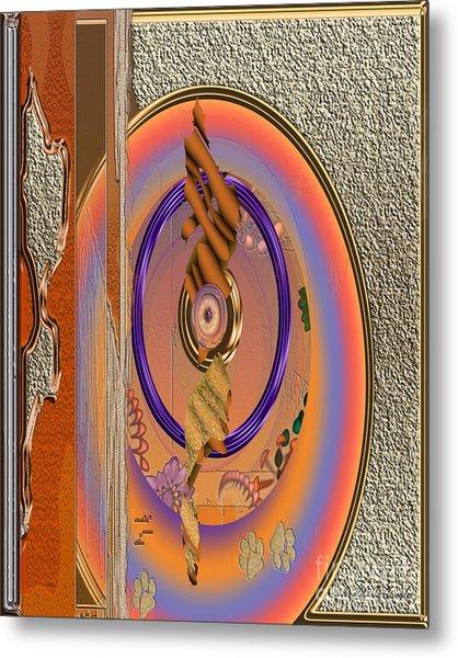 Inw_20a5681sz Washed Puma Stone Metal Print