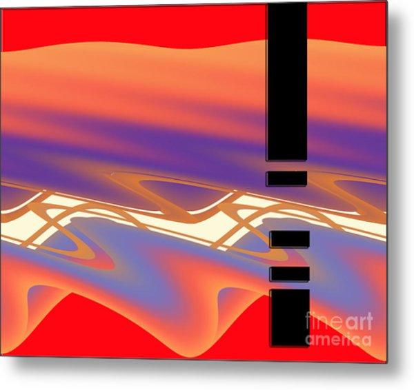 Inw_20a6050 Weaving Metal Print